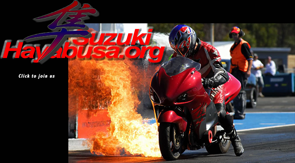 Suzuki Hayabusa Turbo Forum